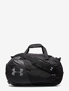 UNDENIABLE DUFFEL 4.0 MD - salilaukut - black