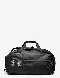 UA Undeniable 4.0 Duffle LG - training bags - black
