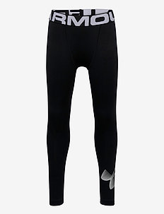 UA ColdGear Armour Leggings - leginsy - black