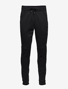 ATHLETE RECOVERY FLEECE PANT - BLACK