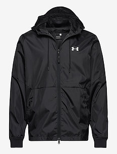 UA FIELD HOUSE JACKET - training jackets - black