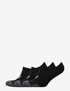 UA Youth Heatgear NS - socks - black