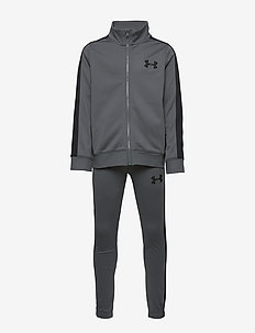 KNIT TRACK SUIT - PITCH GRAY