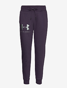 12.1 RIVAL FLEECE SPORTSTYLE PANT - NOCTURNE PURPLE