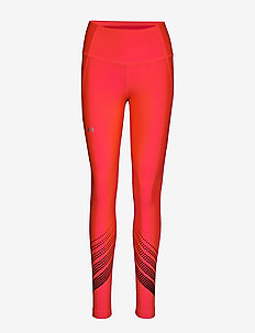 UA HG ARMOUR LEGGING OMBRE - löpnings- och träningstights - beta red
