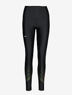 UA HG ARMOUR LEGGING OMBRE - BLACK