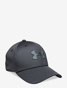 UA Armour Twist Stretch Cap - black light heather