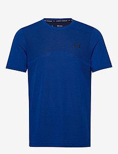 Seamless SS - t-shirts - versa blue
