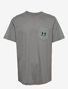 Sportstyle SS - t-shirts - gravity green