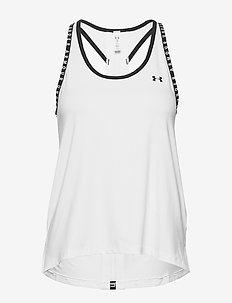 UA Knockout Tank - linnen - white