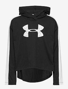 Favorites Jersey Hoodie - huvtröja - black