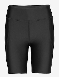 UA HG Armour Bike Shorts - BLACK