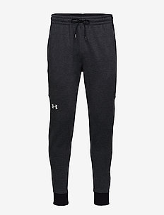 DOUBLE KNIT JOGGER - BLACK