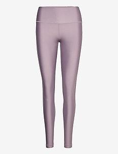 UA HG Armour Hi-Rise Legging - lauf- & trainingstights - slate purple