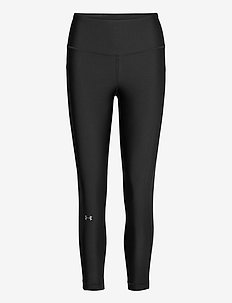 UA HG Armour Hi-Rise Ankle Crop - running & training tights - black
