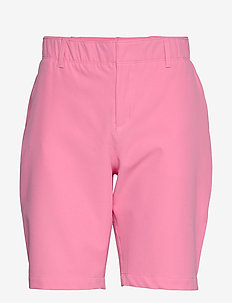 UA Links Short - golfshorts - lipstick