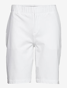 UA Links Short - szorty golfowe - white