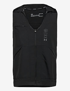 UA Run Anywhere Vest - gilets sans manches - black