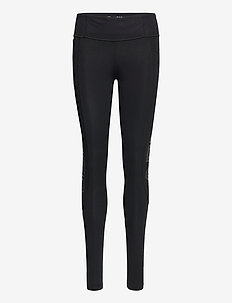 UA IGNIGHT ColdGear Tight - sportleggings - black