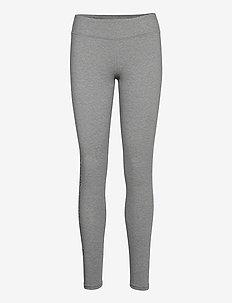 UA Favorite WM Leggings - löpnings- och träningstights - carbon heather