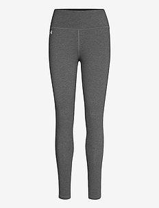 UA Favorite Legging Hi Rise - löpnings- och träningstights - charcoal light heather