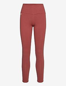 UA Favorite Legging Hi Rise - löpnings- och träningstights - cinna red