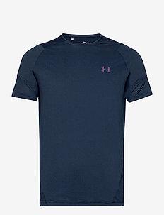 UA HG Rush 2.0 SS - t-shirts - academy