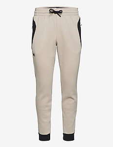 UA Recover Fleece Pant - sweatpants - highland buff