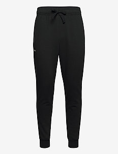 UA Rival Fleece Joggers - sweatpants - black