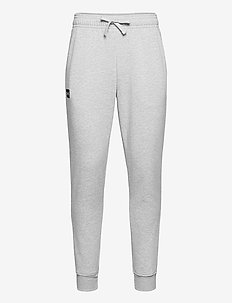 UA Rival Fleece Joggers - sweatpants - mod gray light heather