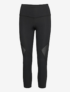 UA Rush Crop - collants d'entraînement - black