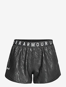 Play Up Shorts Emboss 3.0 - treenishortsit - black