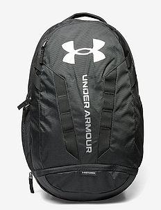 UA Hustle 5.0 Backpack - sacs a dos - black