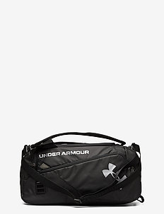 UA Contain Duo SM Duffle - salilaukut - black