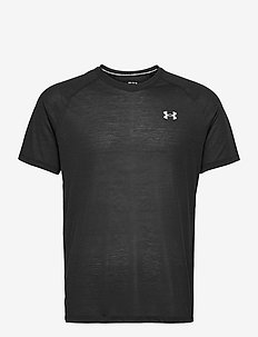 UA Streaker SS - t-shirts - black