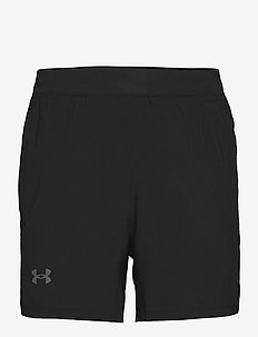 UA Launch SW 5'' Short - treenishortsit - black