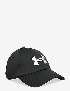 UA Blitzing Adj Hat - czapki - black