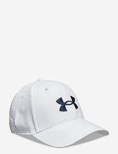 UA Golf96 Hat - kepsar - white