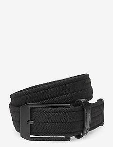UA Braided Golf Belt - riemen - black