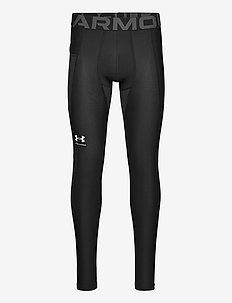 UA HG Armour Leggings - løpe- og treningstights - black