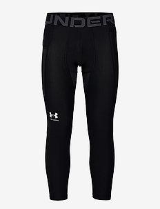 UA HG Armour 3/4 Legging - collants d'entraînement - black
