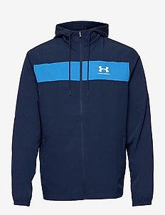 UA SPORTSTYLE WINDBREAKER - basic-sweatshirts - academy
