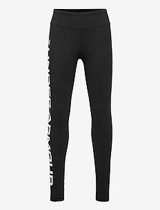 SportStyle Branded Leggings - leggings - black