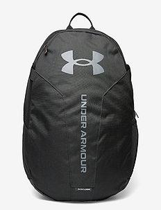 UA Hustle Lite Backpack - treniruočių krepšiai - black