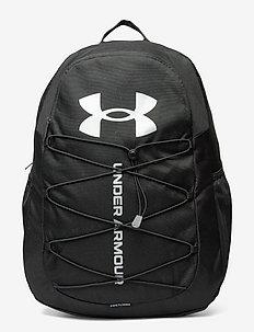 UA Hustle Sport Backpack - nyheder - black