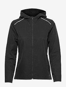 UA OutRun the Rain Jacket - vestes d'entraînement - black