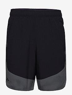 UA HIIT Woven Colorblock Sts - chaussures de course - black