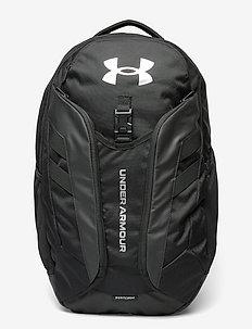 UA Hustle Pro Backpack - nyheder - black