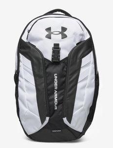 UA Hustle Pro Backpack - sacs a dos - white