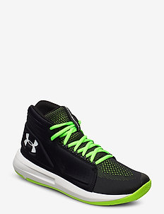 UA BGS Torch Mid - BLACK